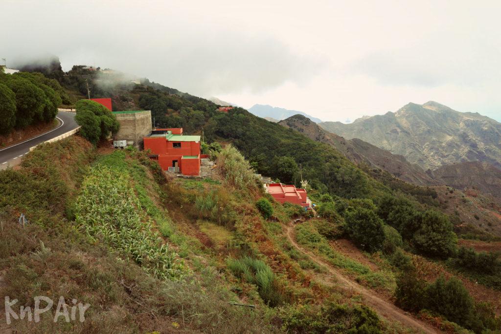 Деревня в Анаге