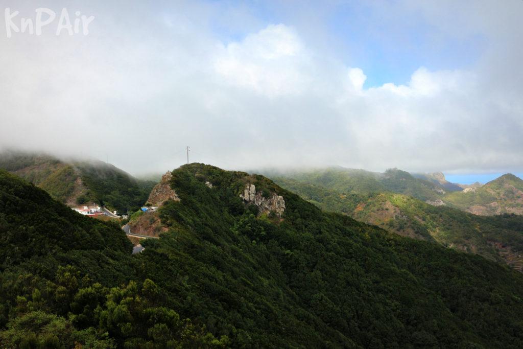 Утро в горах. Анага