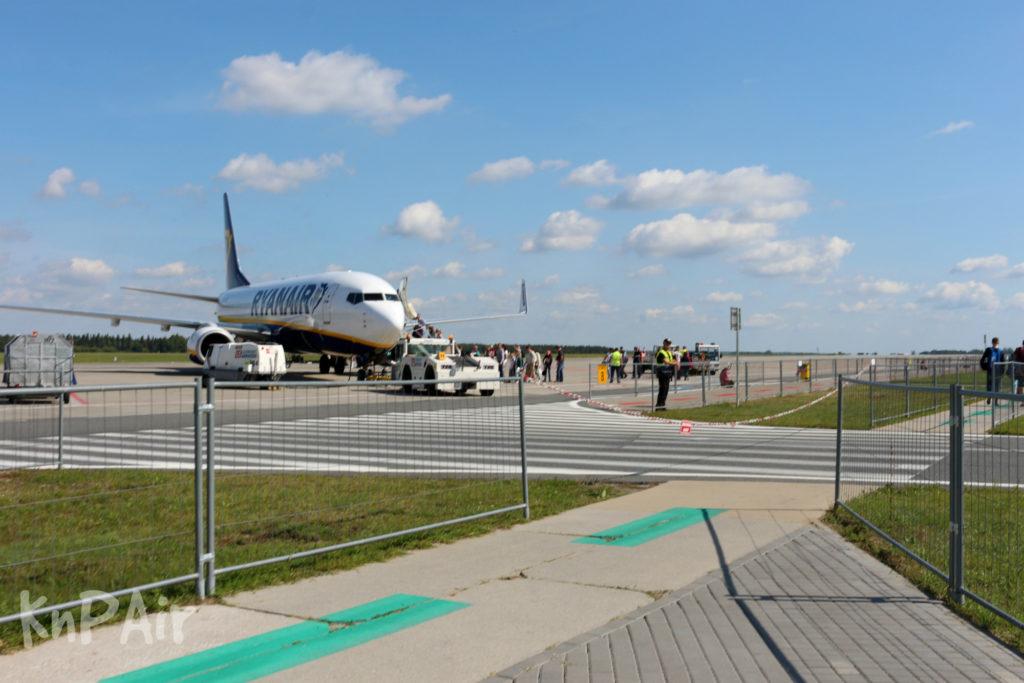 Ryanair-Modlin