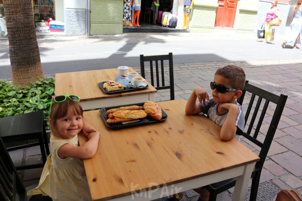 Закусочная Rincon Del Pan в Санта Крус
