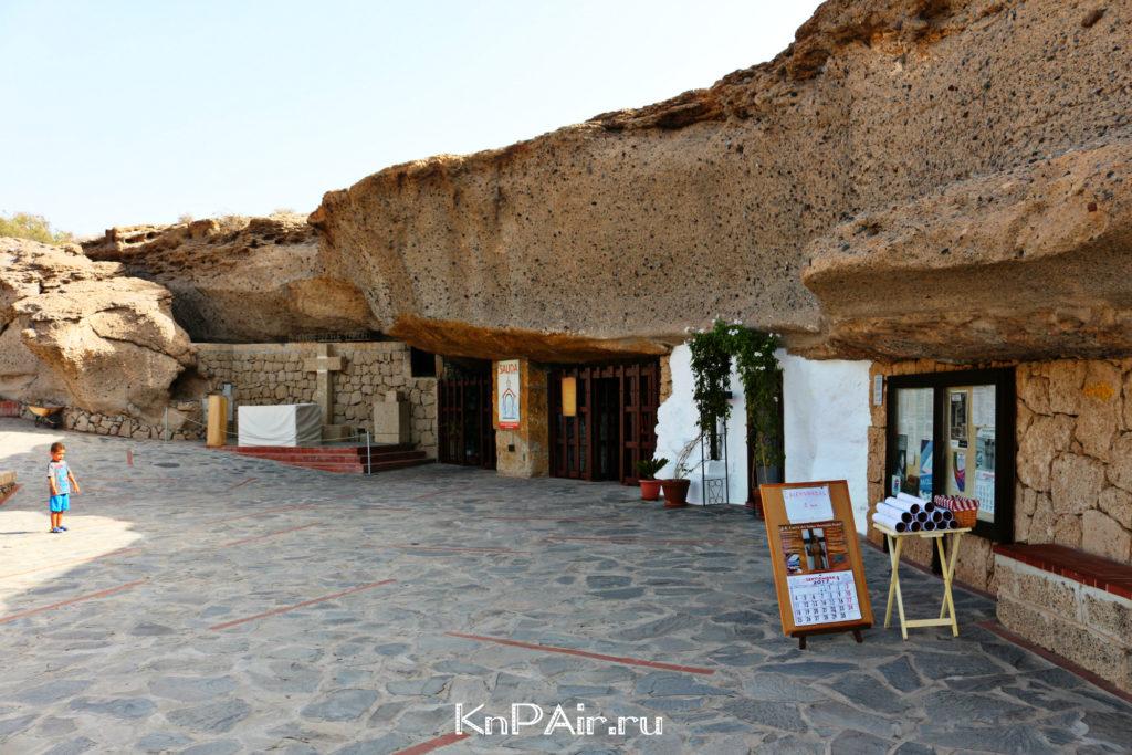 Святой Петр в Эль Медано место поклонения