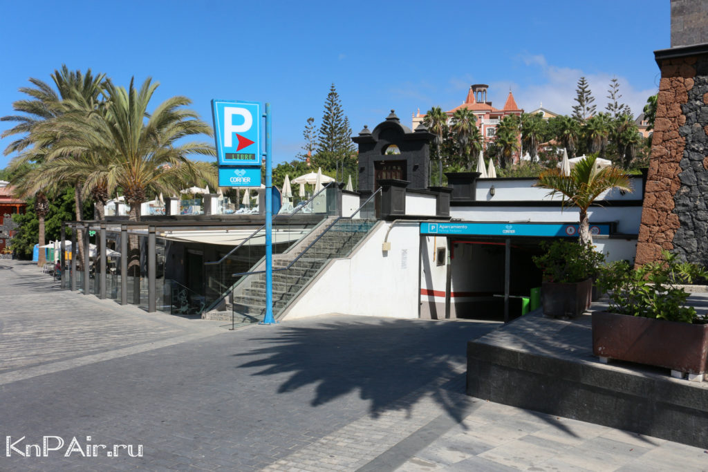 parking-on-the-tenerife