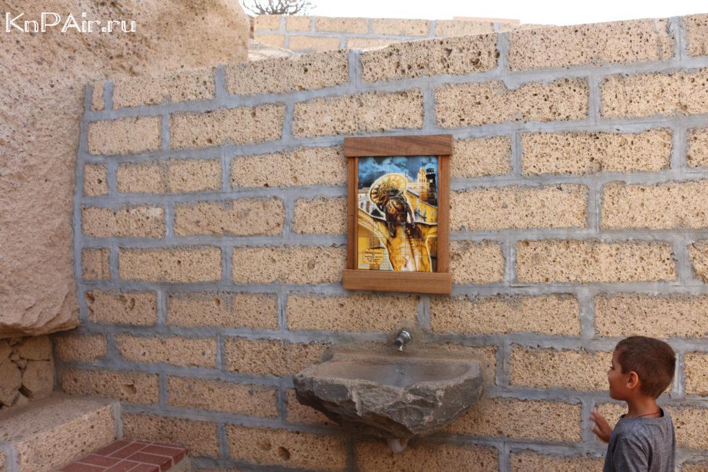 туалет-в-церкви