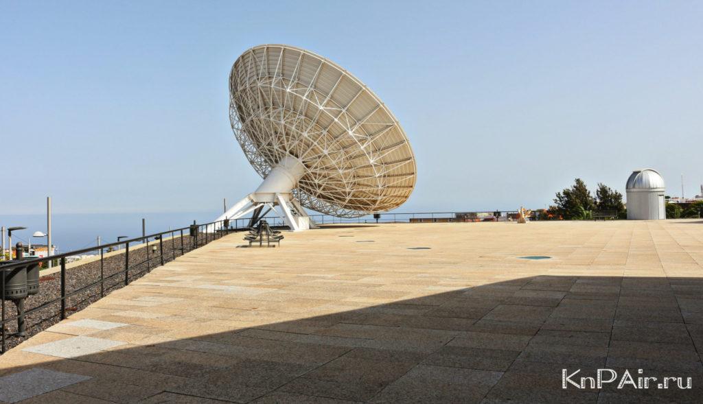Muzei nauki i kosmosa na Tenerife s detmi
