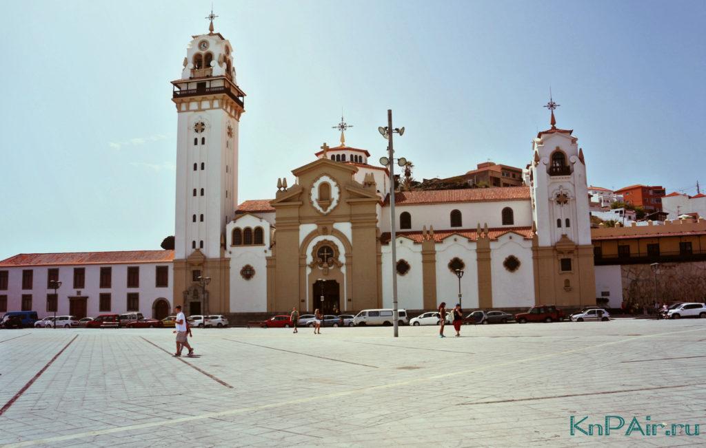 Bazilika-Kandelyariya-Tenerife