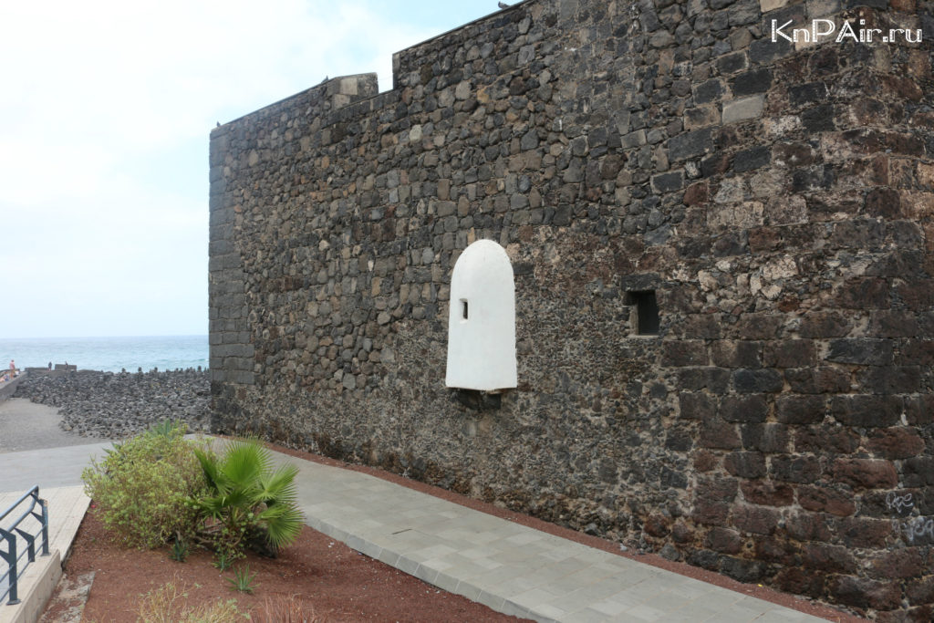 Fort-Filippa-Tenerife