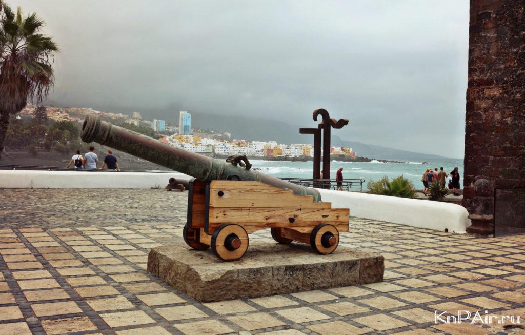 Fort-San-Filipp- Tenerife