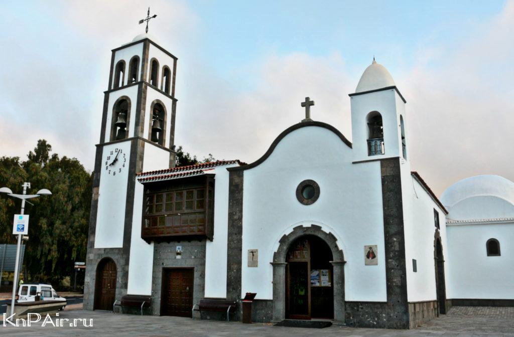 tserkov San Fernando Tenerife