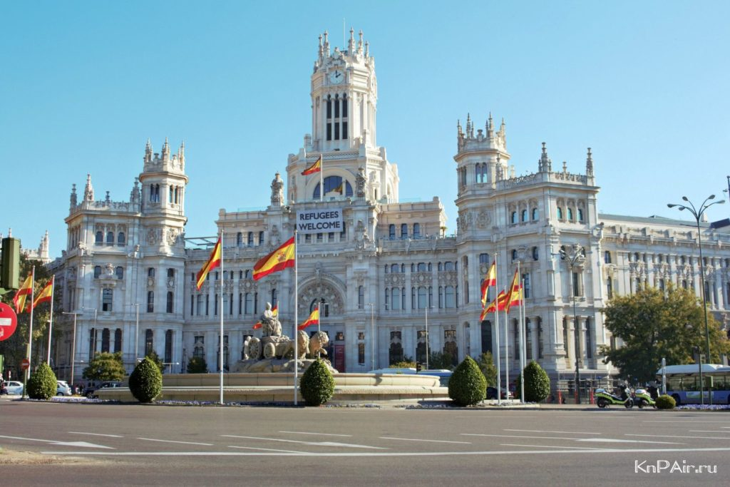 Cibeles-v-Madride