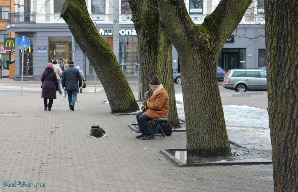 muzykant-Riga