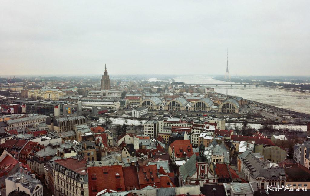 Riga kuda poiti kuda podatsya