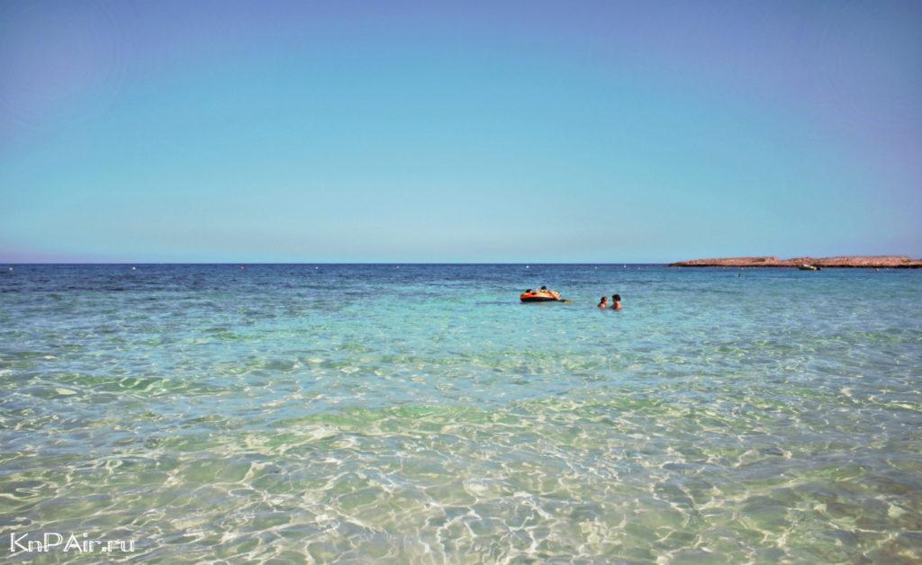 Sredizemnoe more na Kipre