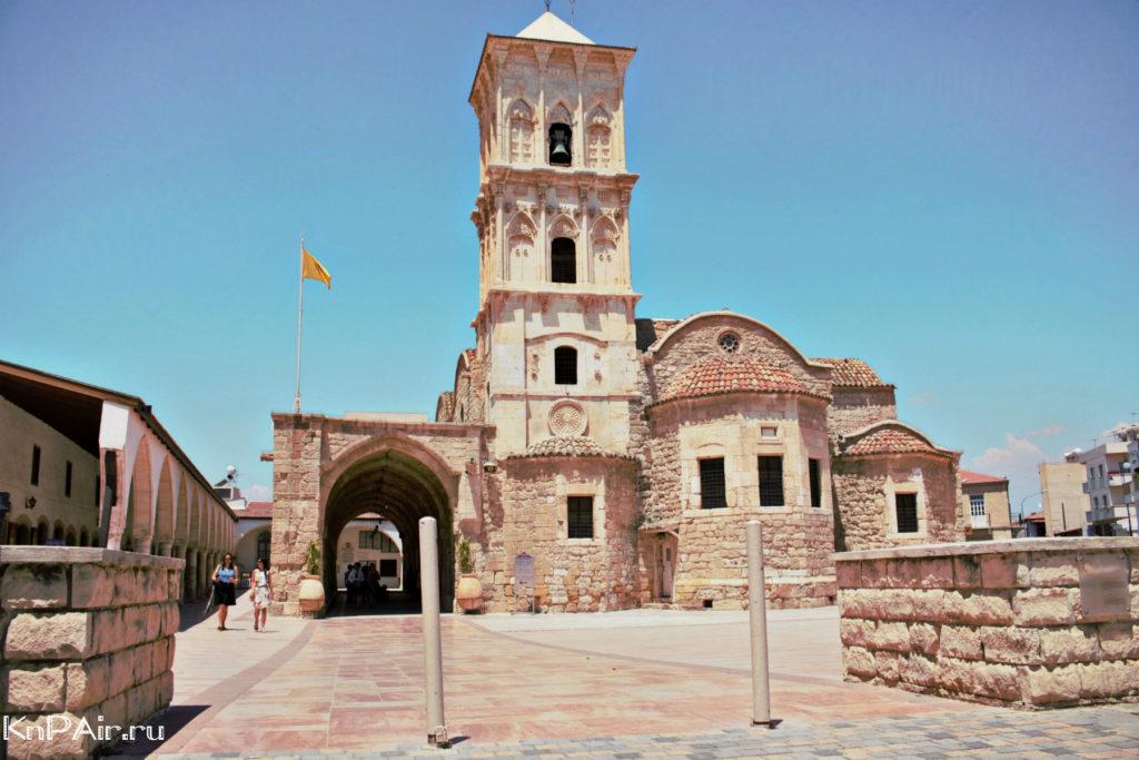 Chto posmotret v Larnake za odin den