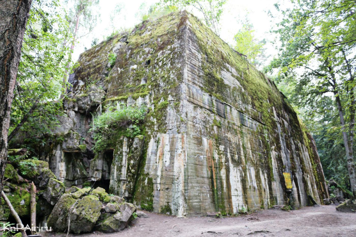 Bunker-Adolfa-v-Wolfsshanze