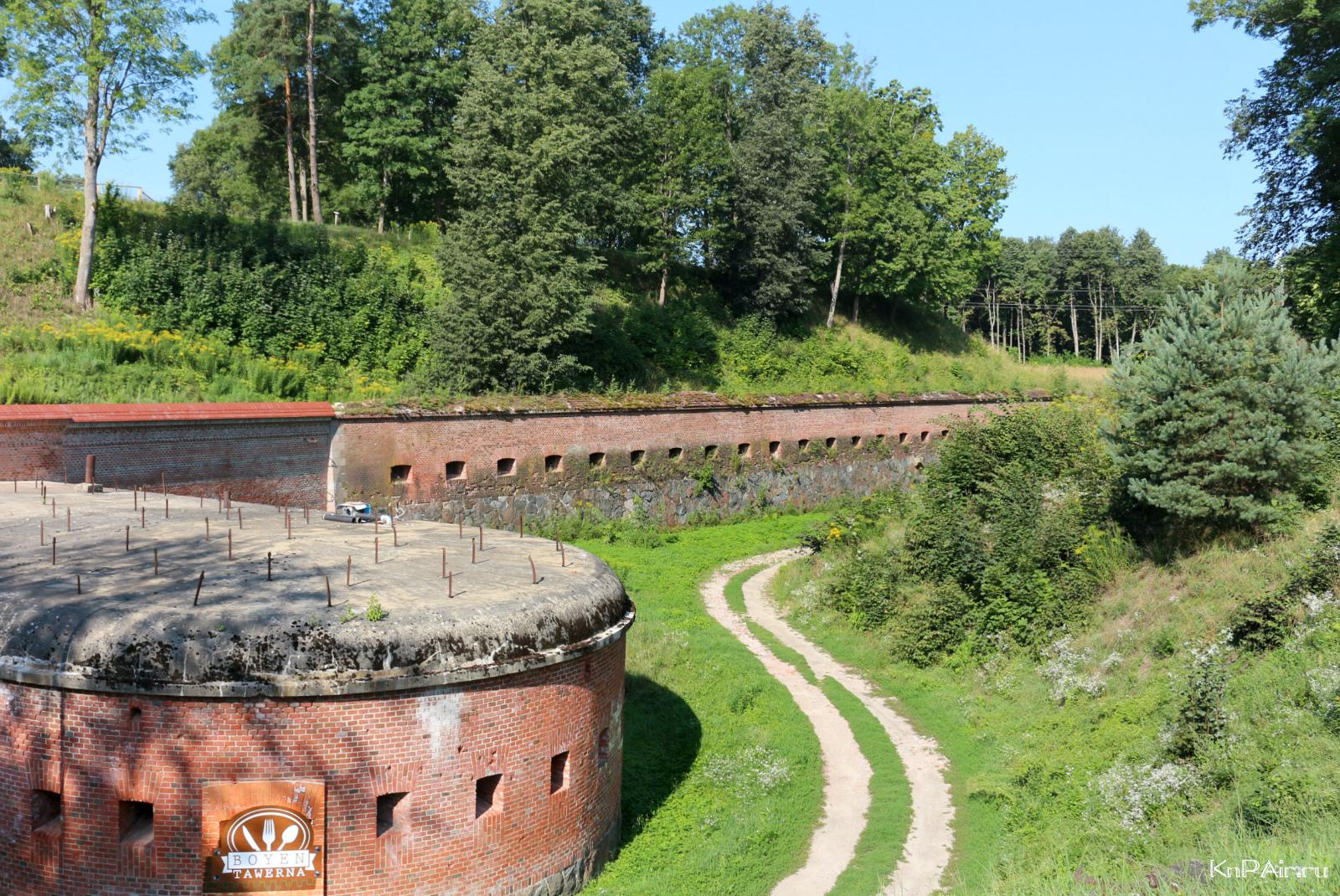 Fort Boyen v Polshe