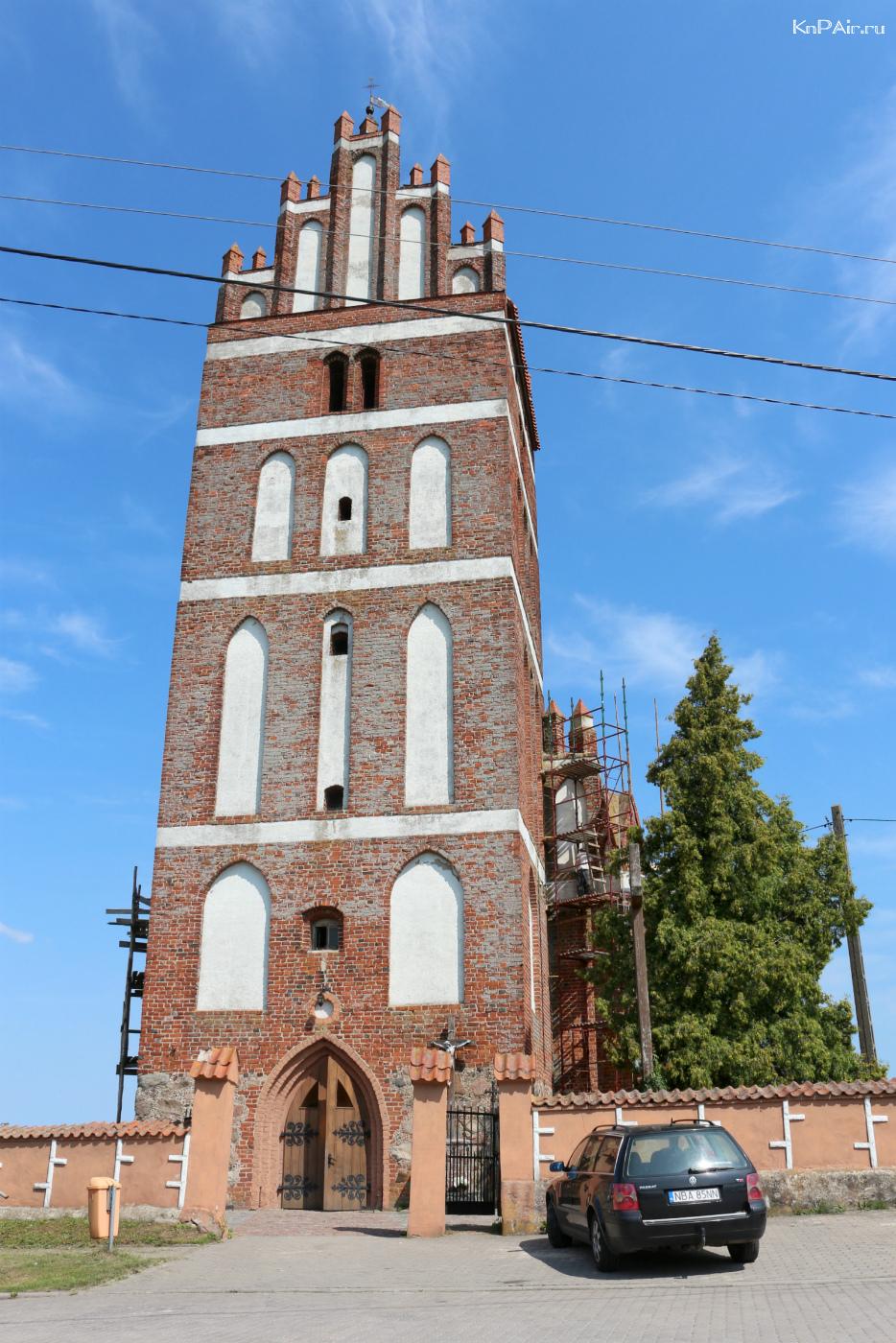 Kostel-v-Saropah-v-Polshe