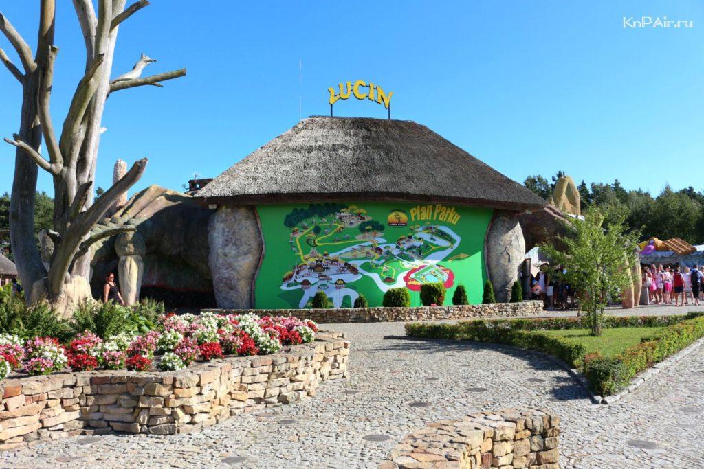 Dinopark-v-Lebe