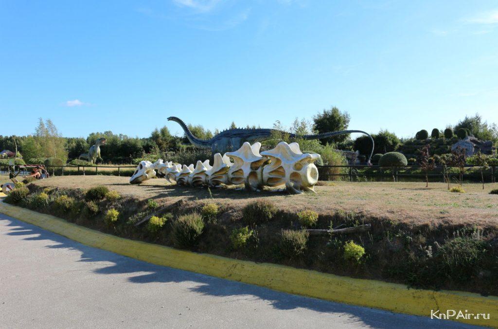 Leba-Dinopark