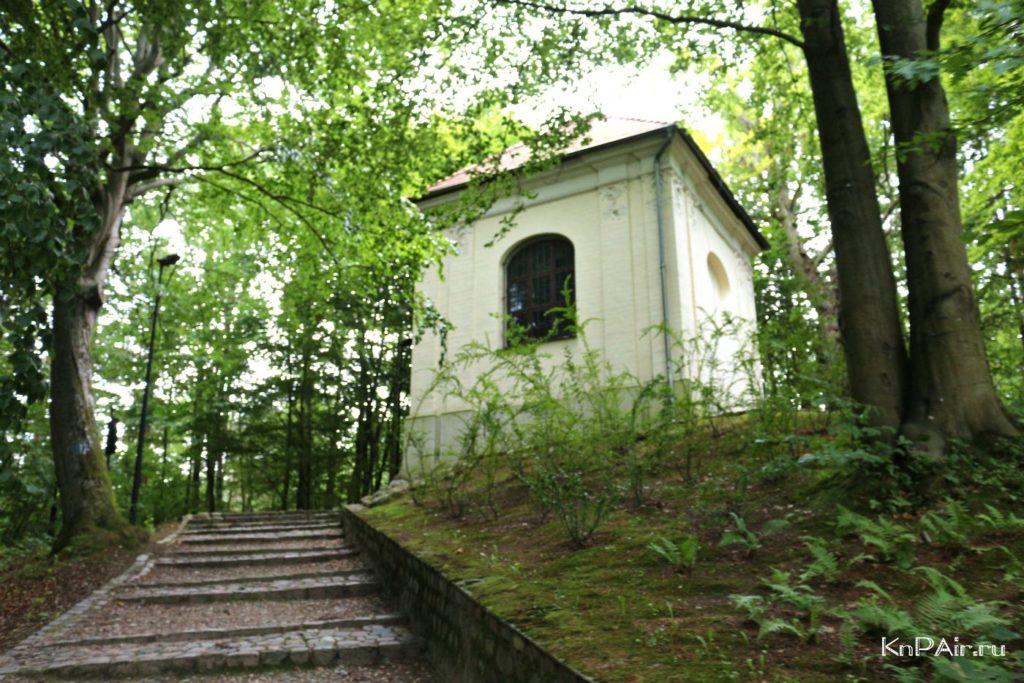 Kaplica-Wniebowstąpienia