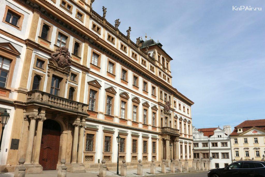 Toskánský-palác
