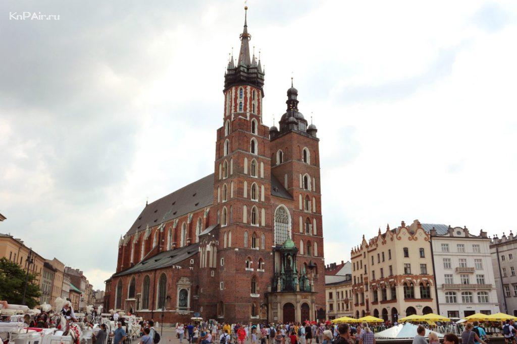 krakov-mariackii-kostel